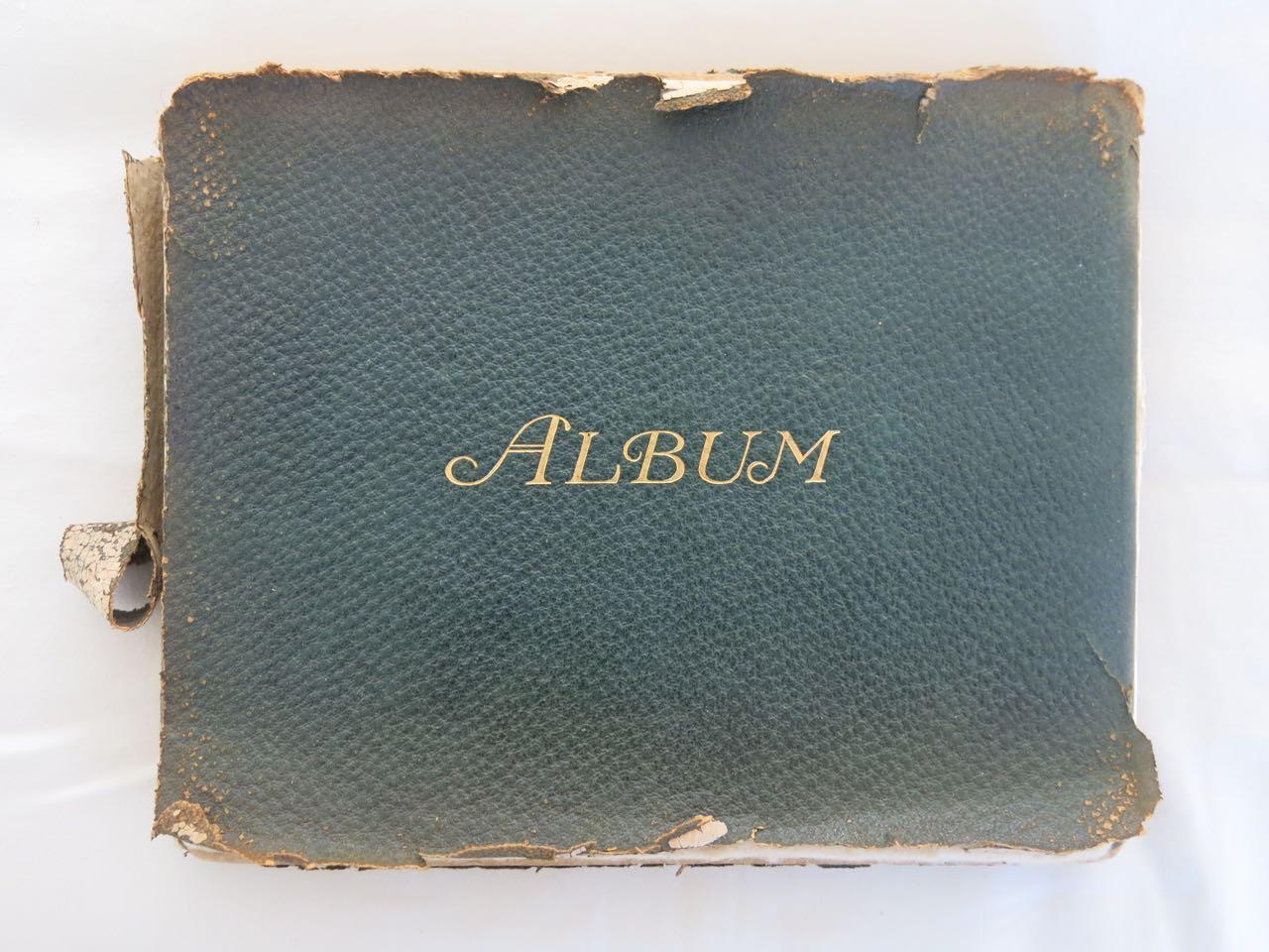 George Stanley's autograph album to 1915