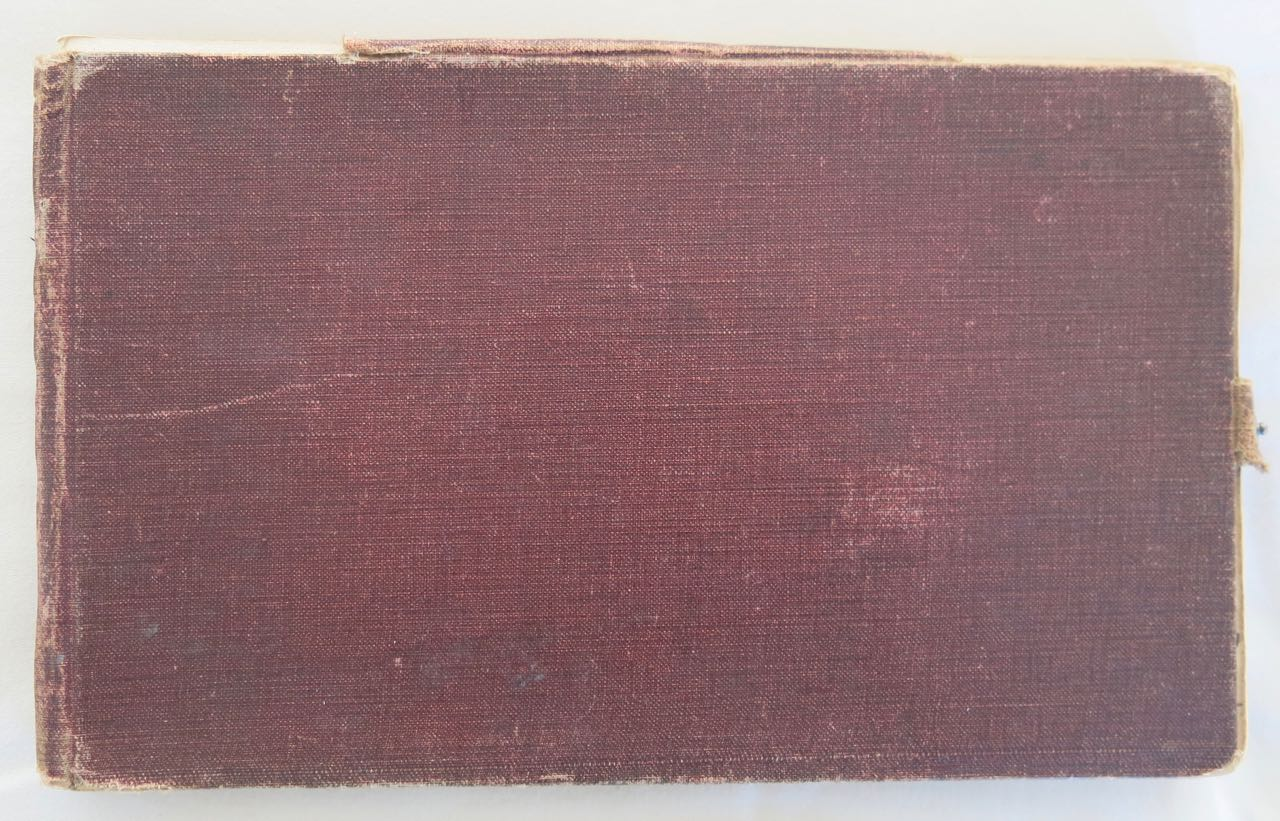George Stanley's NCC Red Book 1916 to 1918
