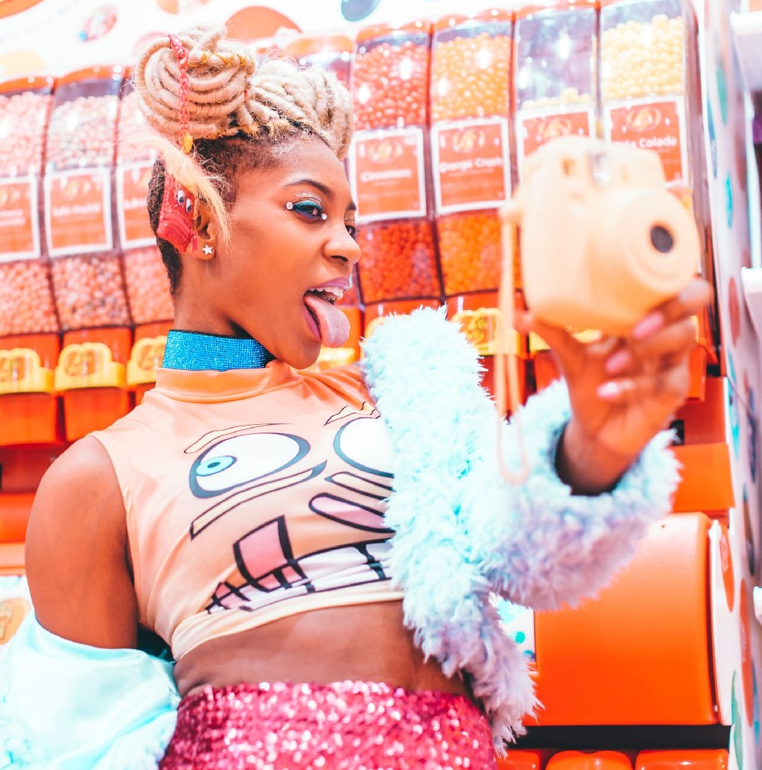 shay da don - Upcoming D.C Rap Artist and Model