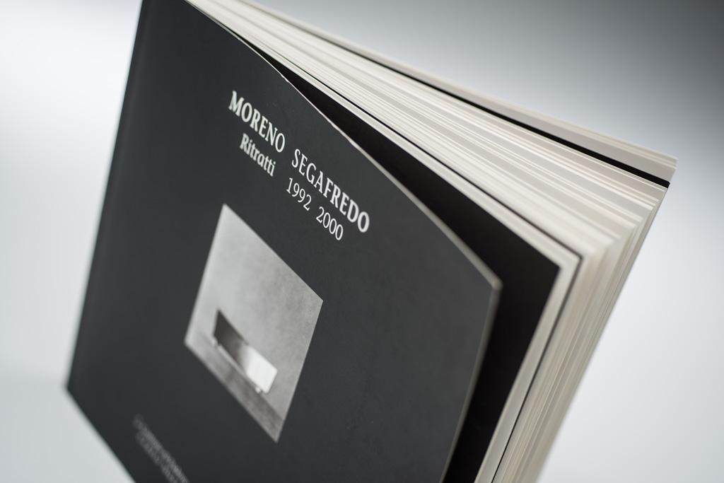 Moreno Segafredo, Ritratti 1992-2000.