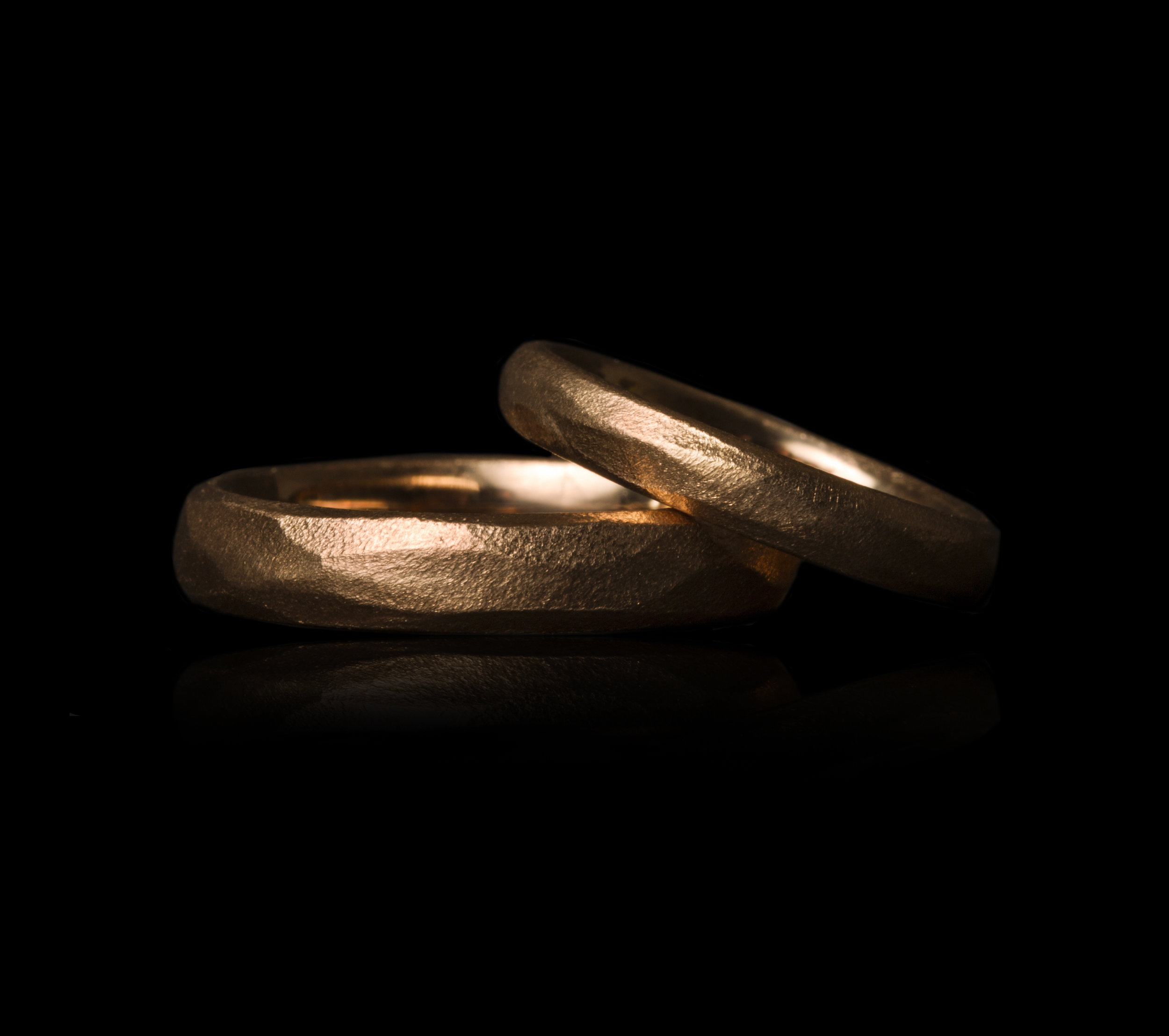 Handcrafted Rose Gold Wedding Bands.jpg