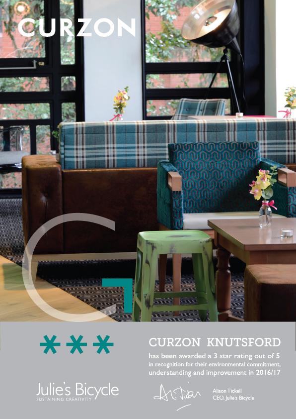 Curzon Knutsford