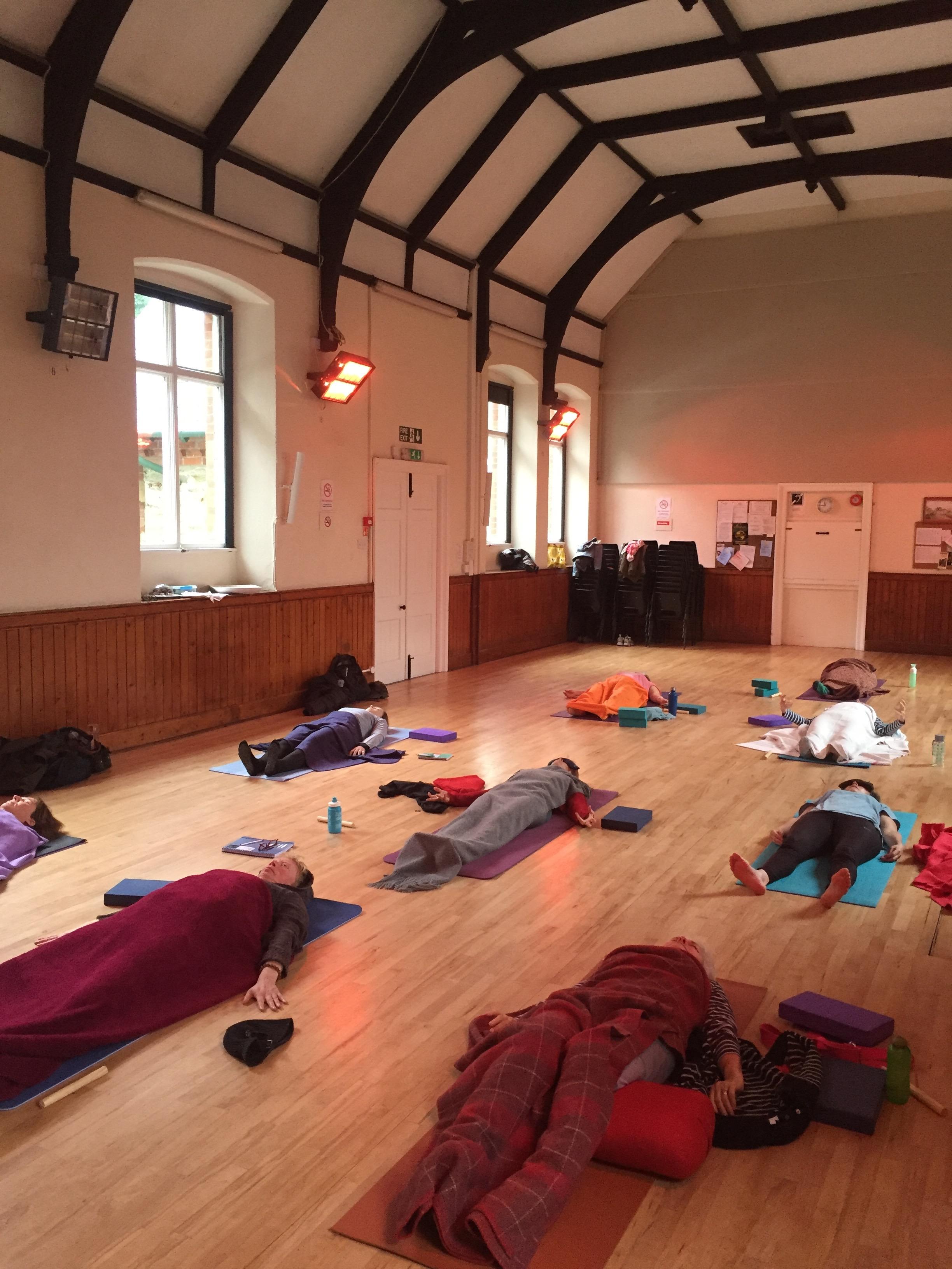 Yoga Home Practice Workshop - Next workshop February 2nd 2019.