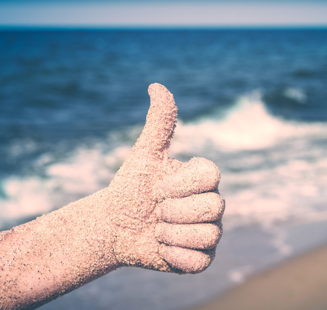 Where does your thumb want to go for vacation?