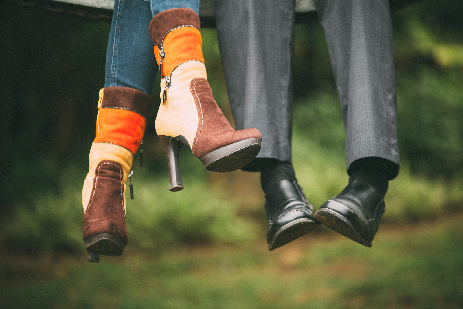 mt edgecombe engagement shoot durban photography shoes