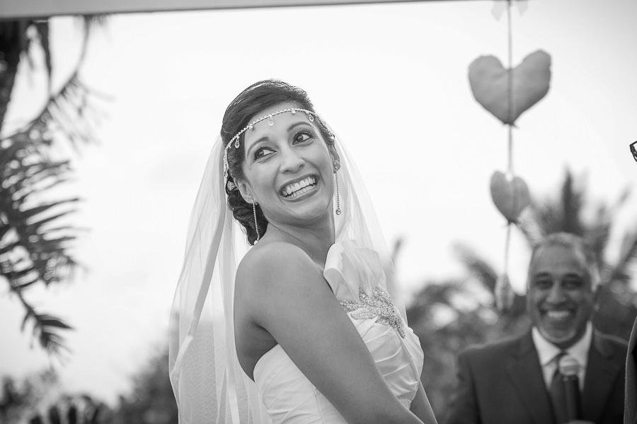 ballito boathouse wedding photography bride smiling