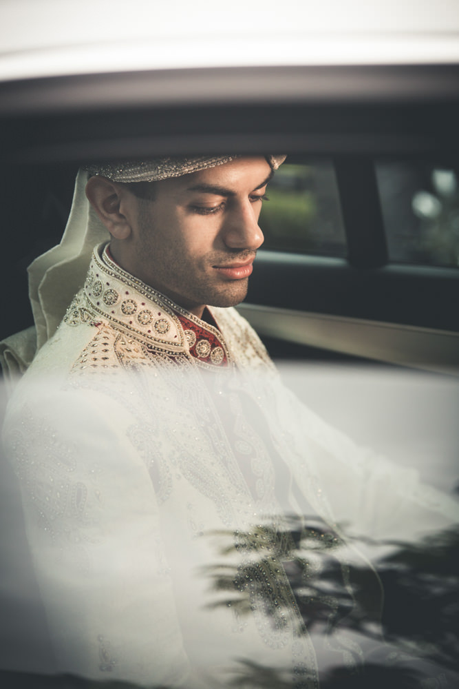 edding rbadal photography tongaat indian groom in car