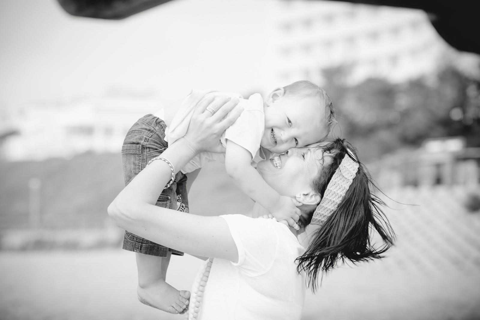 Family photography umhlanga beach rbadal photography mum and son