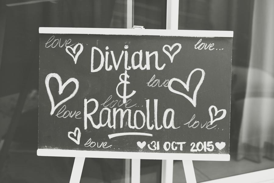 surprise proposal engagement photographs rbadal photography durban signboard chalk