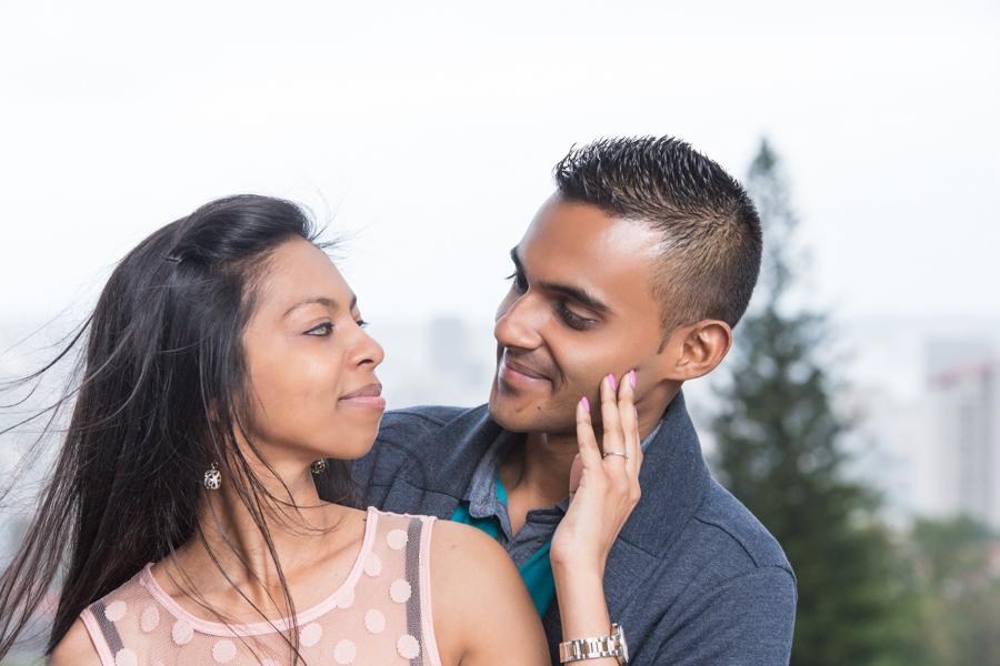 surprise proposal engagement photographs rbadal photography durban