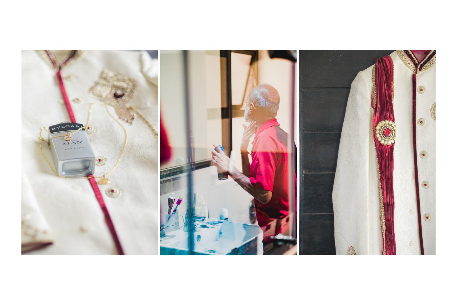 umhlanga wedding photography rbadal getting ready