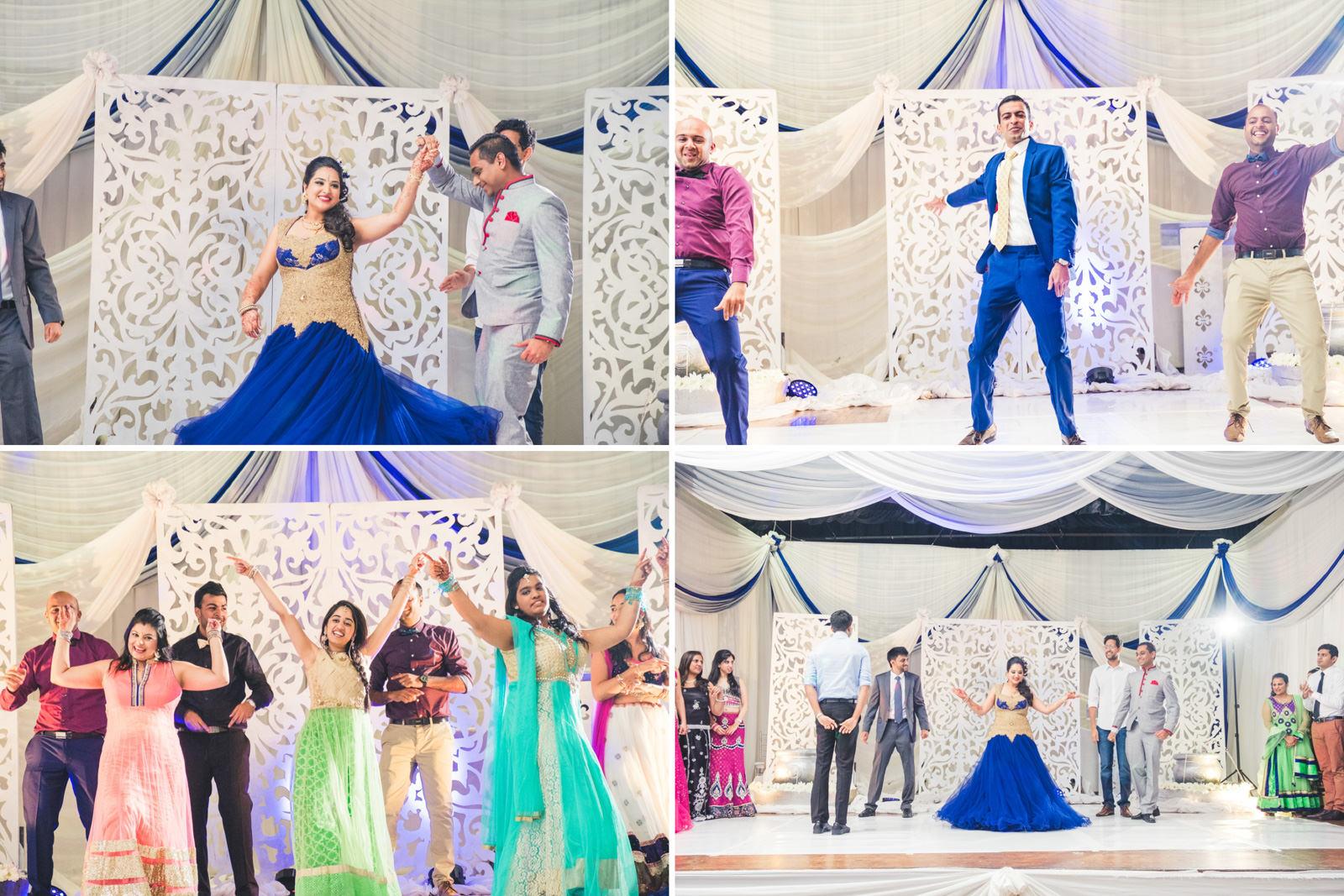 westville wedding photography rbadal gujerati hindu wedding dancing