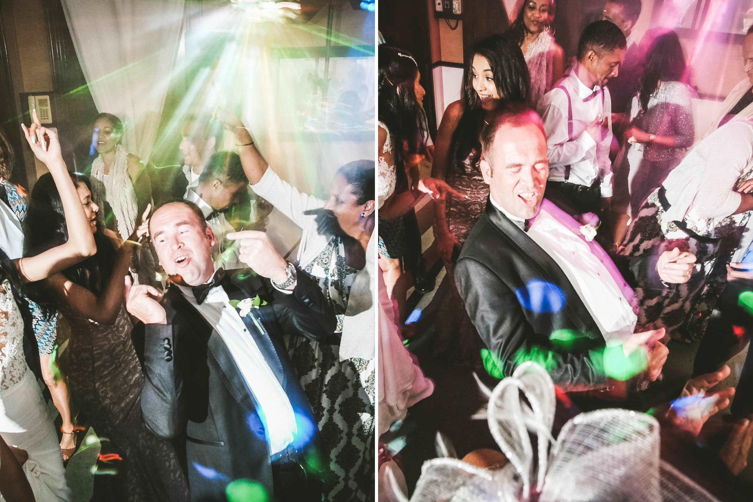 Zimbali Ballito Wedding Photography RBadal reception dancing