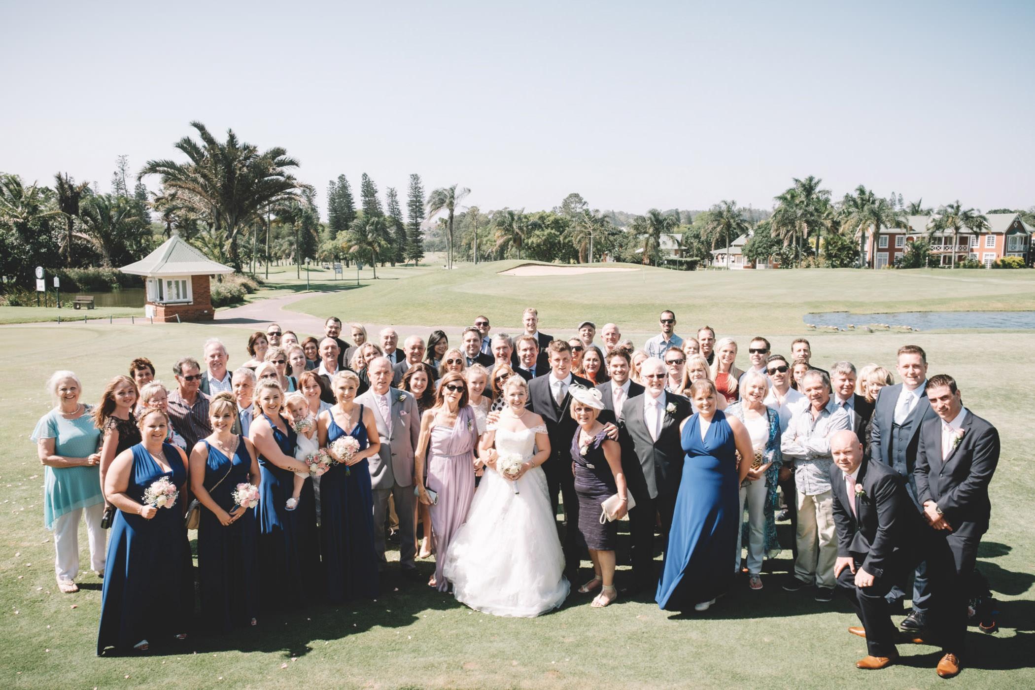 Mount Edgecombe Wedding Photography RBadal golf course