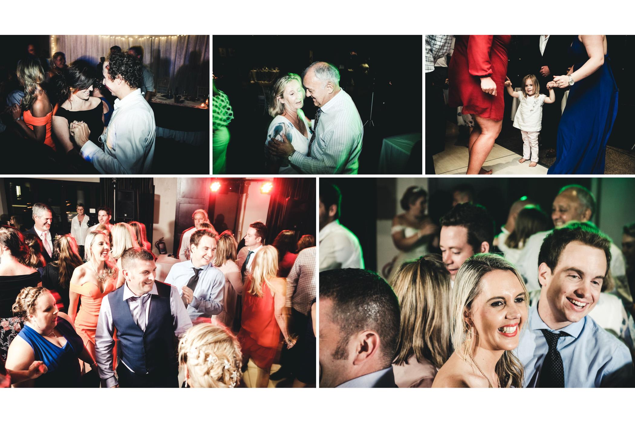 Mount Edgecombe Wedding Photography RBadal golf course bride and groom  dance
