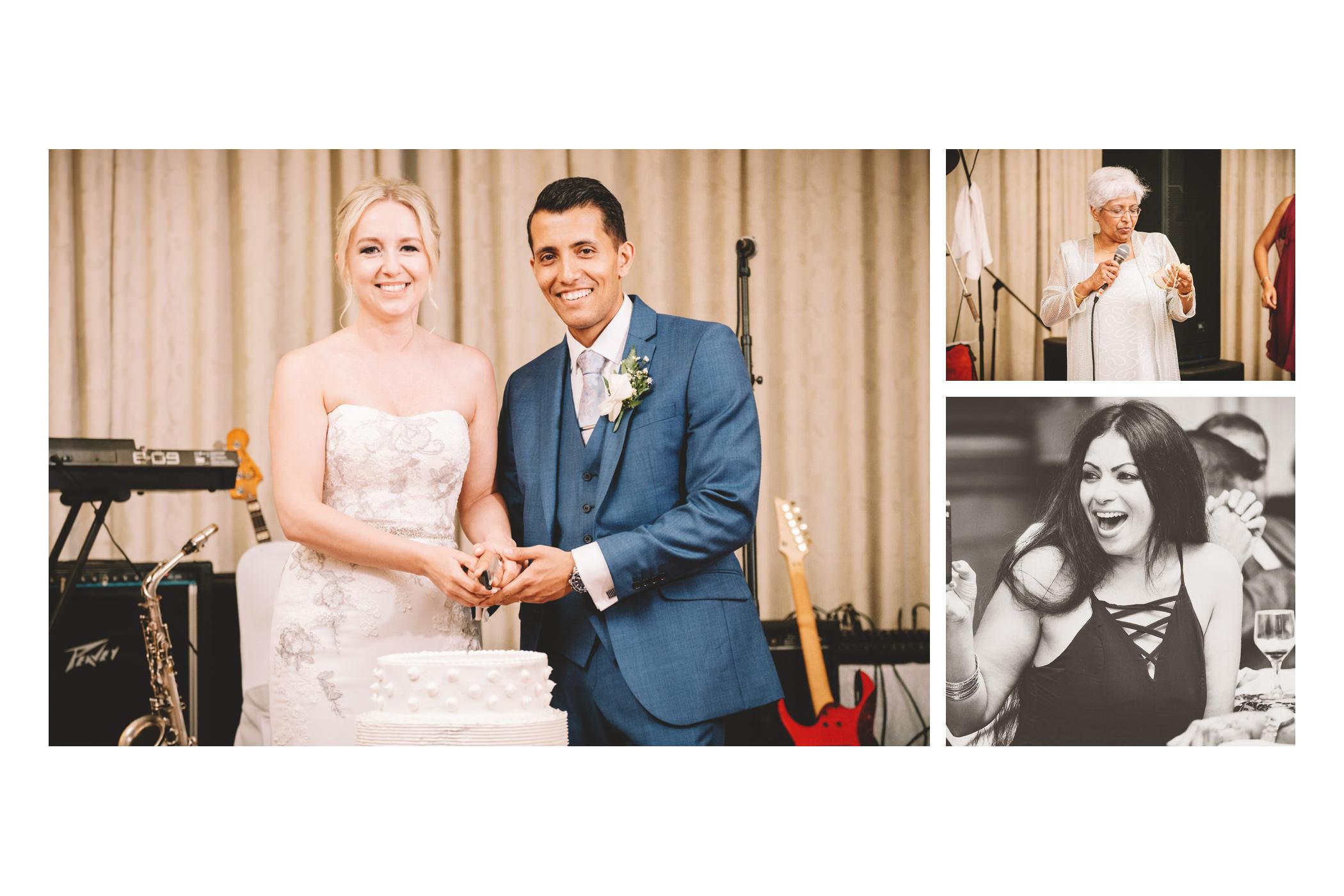 Bluff Wedding Photography Bride and Groom El Arish
