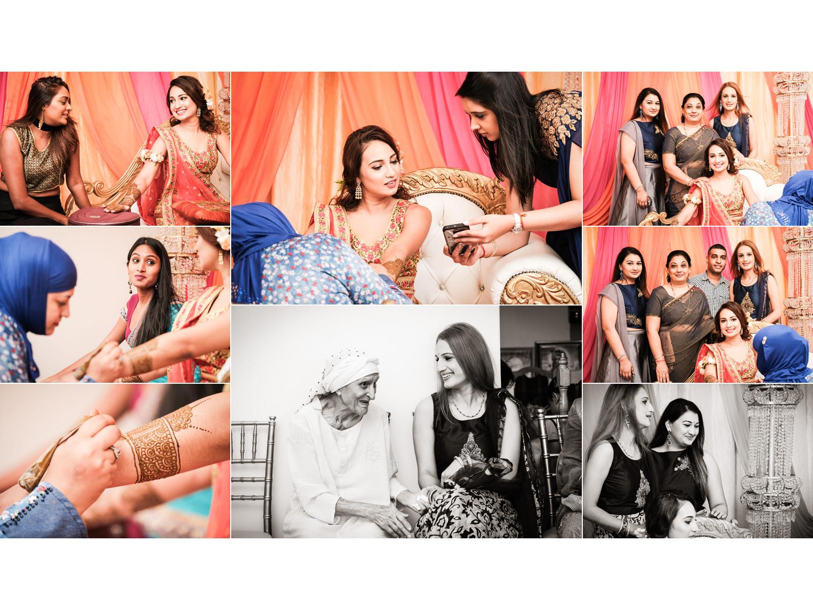 RBadal Mendhi Durban Photography