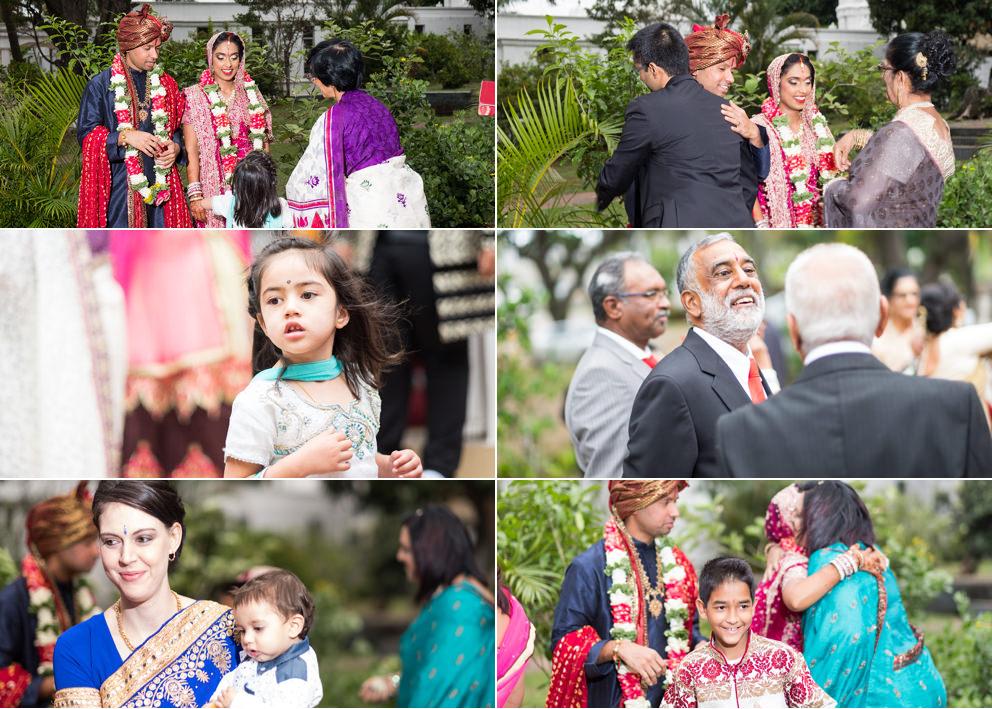 Umgeni Road Temple Wedding Photography