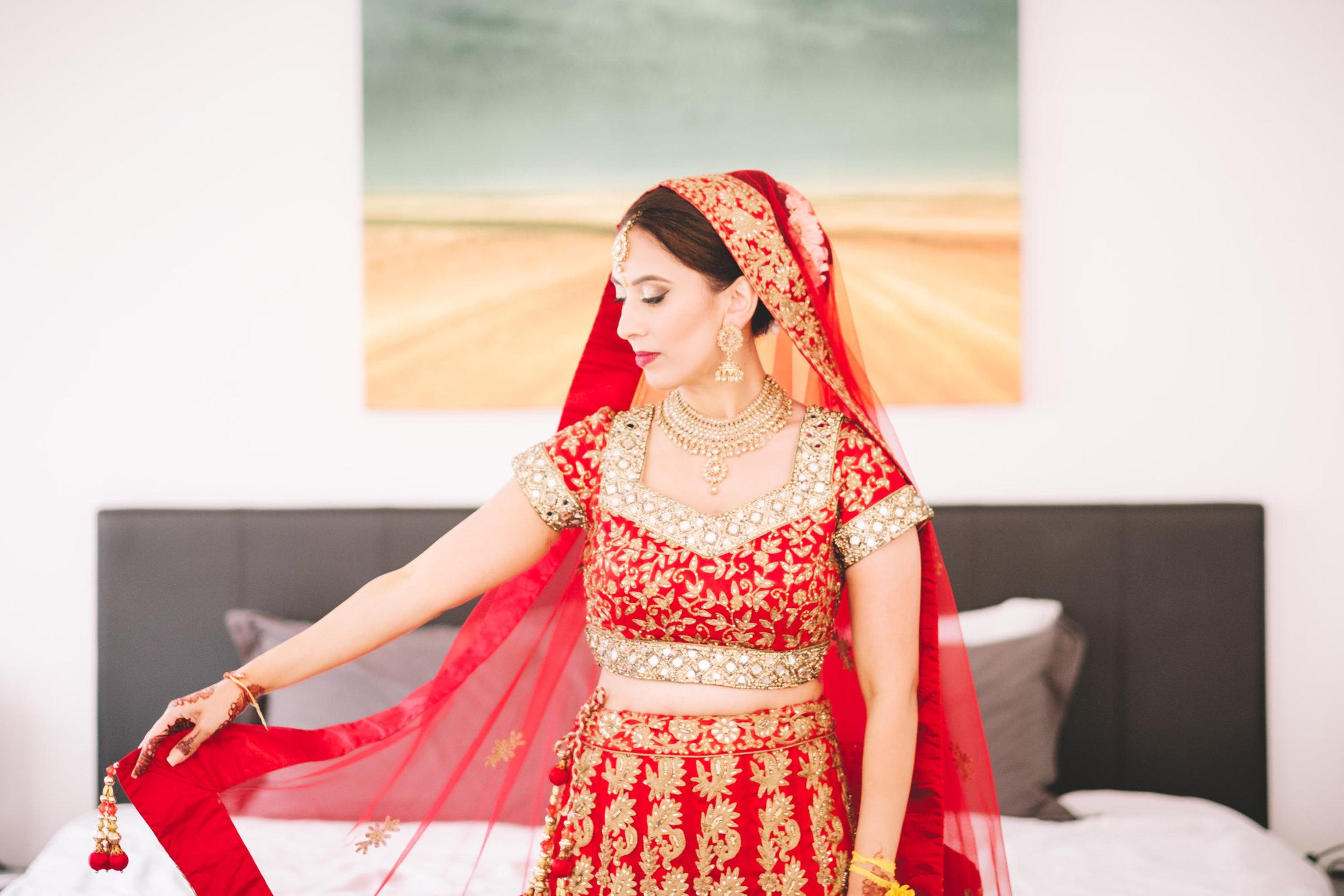 Umhlanga Wedding Photography Makeup Getting Ready