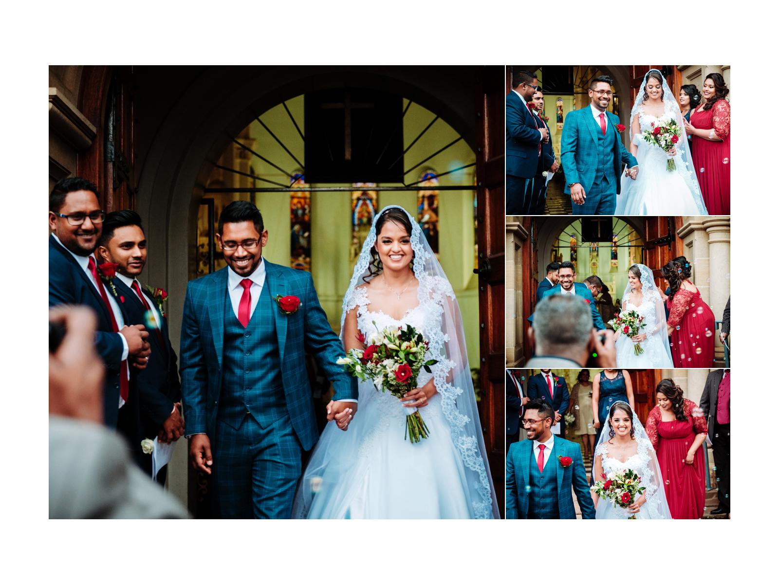 Pietermaritzberg Wedding Photography RBadal church
