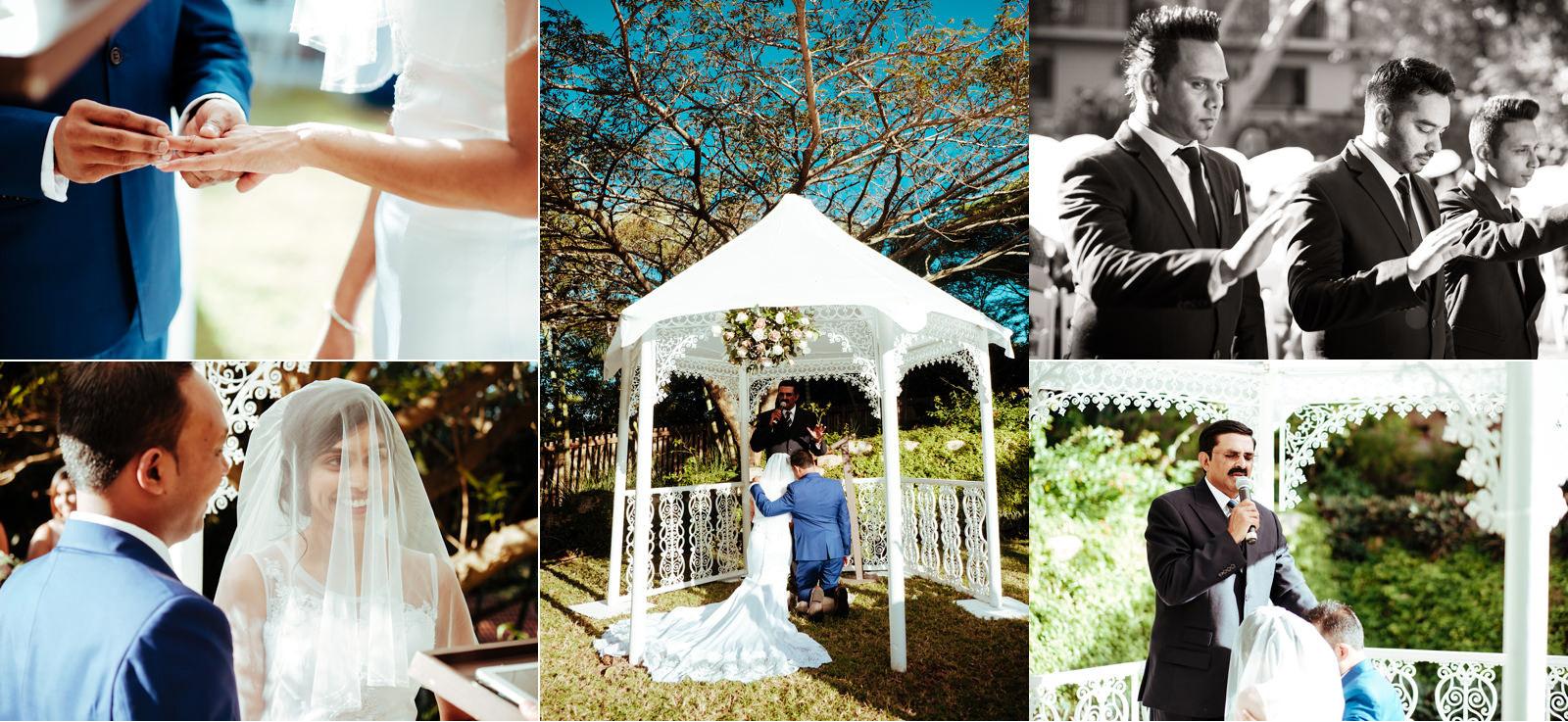 meandor manor wedding rbadal garden ceremony