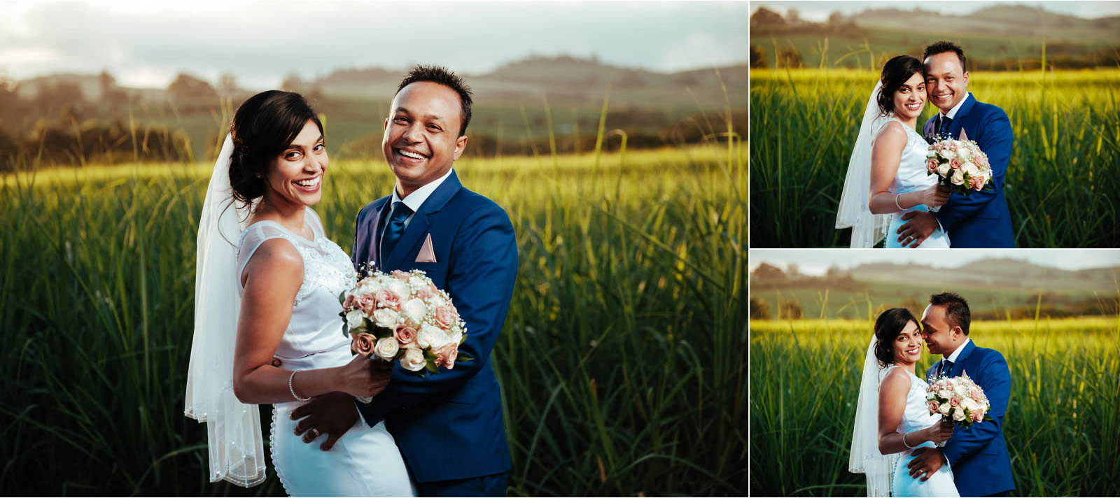 meandor manor wedding rbadal couples shoot sunset