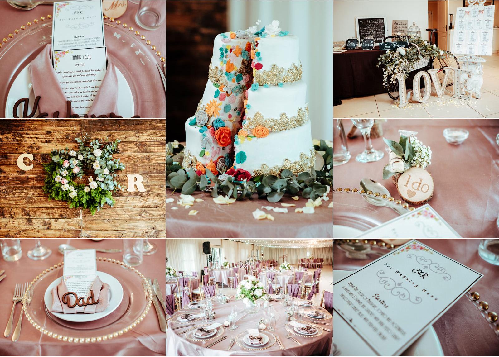 meandor manor wedding rbadal reception