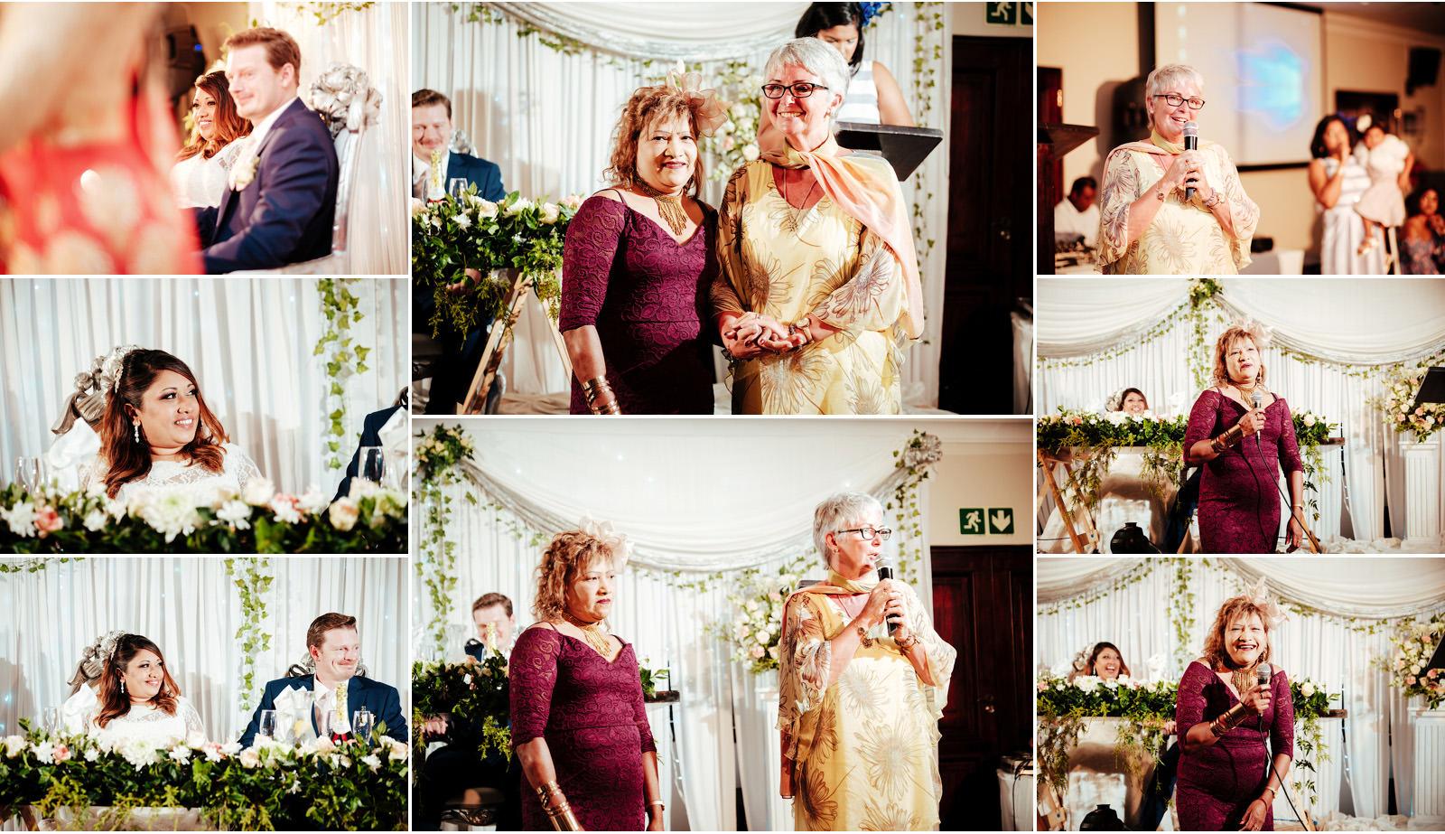Mt Edgecombe Country Club Durban Wedding RBadal Christian Wedding