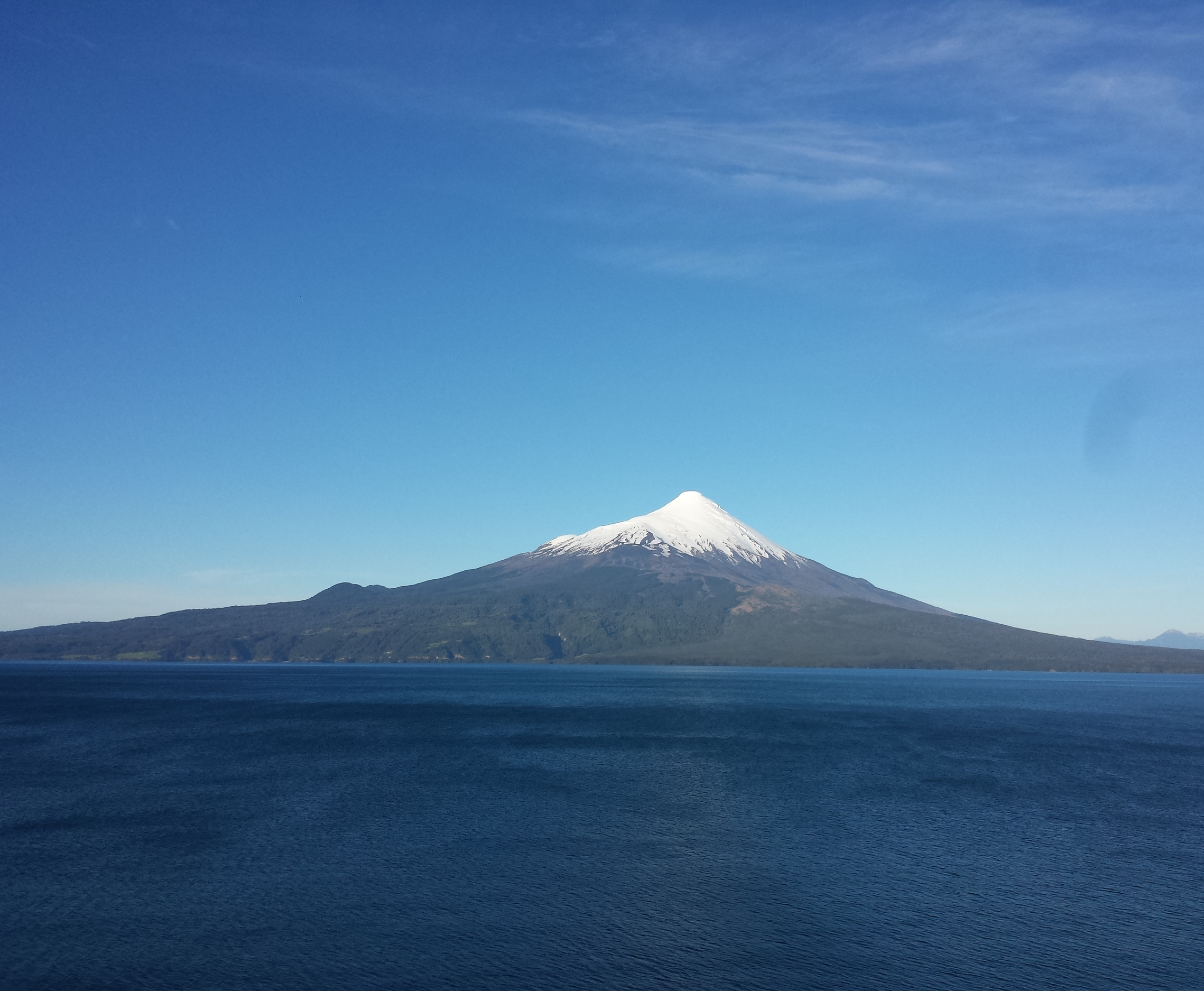 Yup, there are pretty amazing volcanoes all over