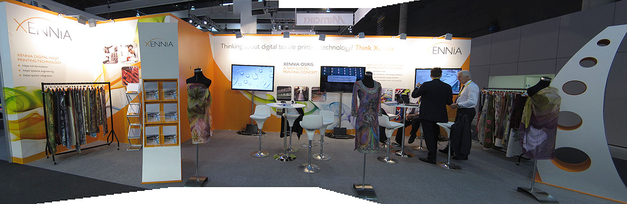 ITMA 2011 Stand