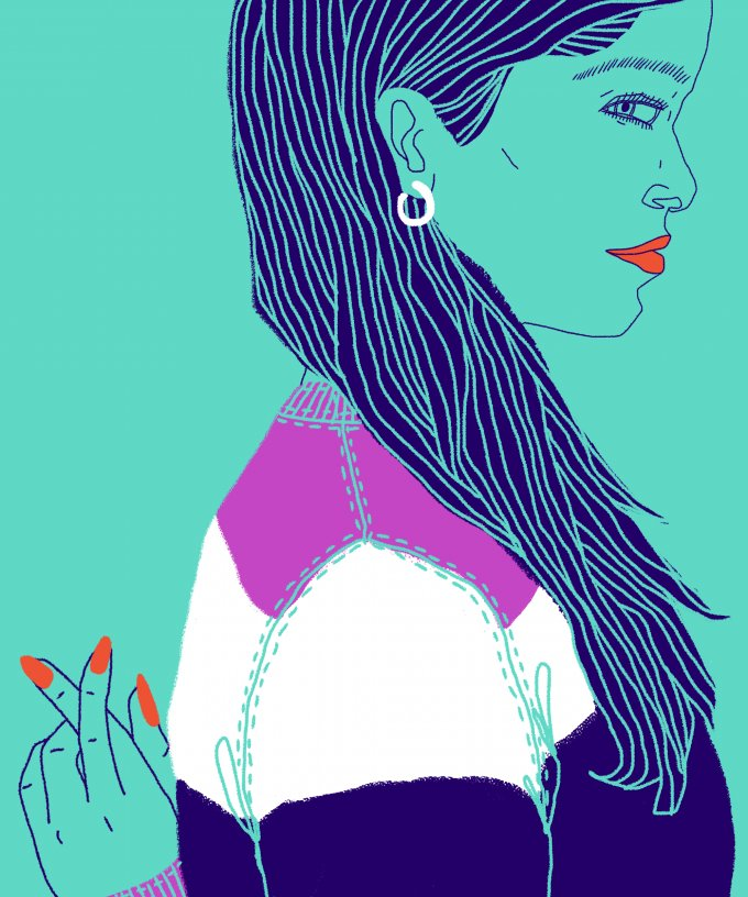 Illustration by Hannah Minn for Refinery29.