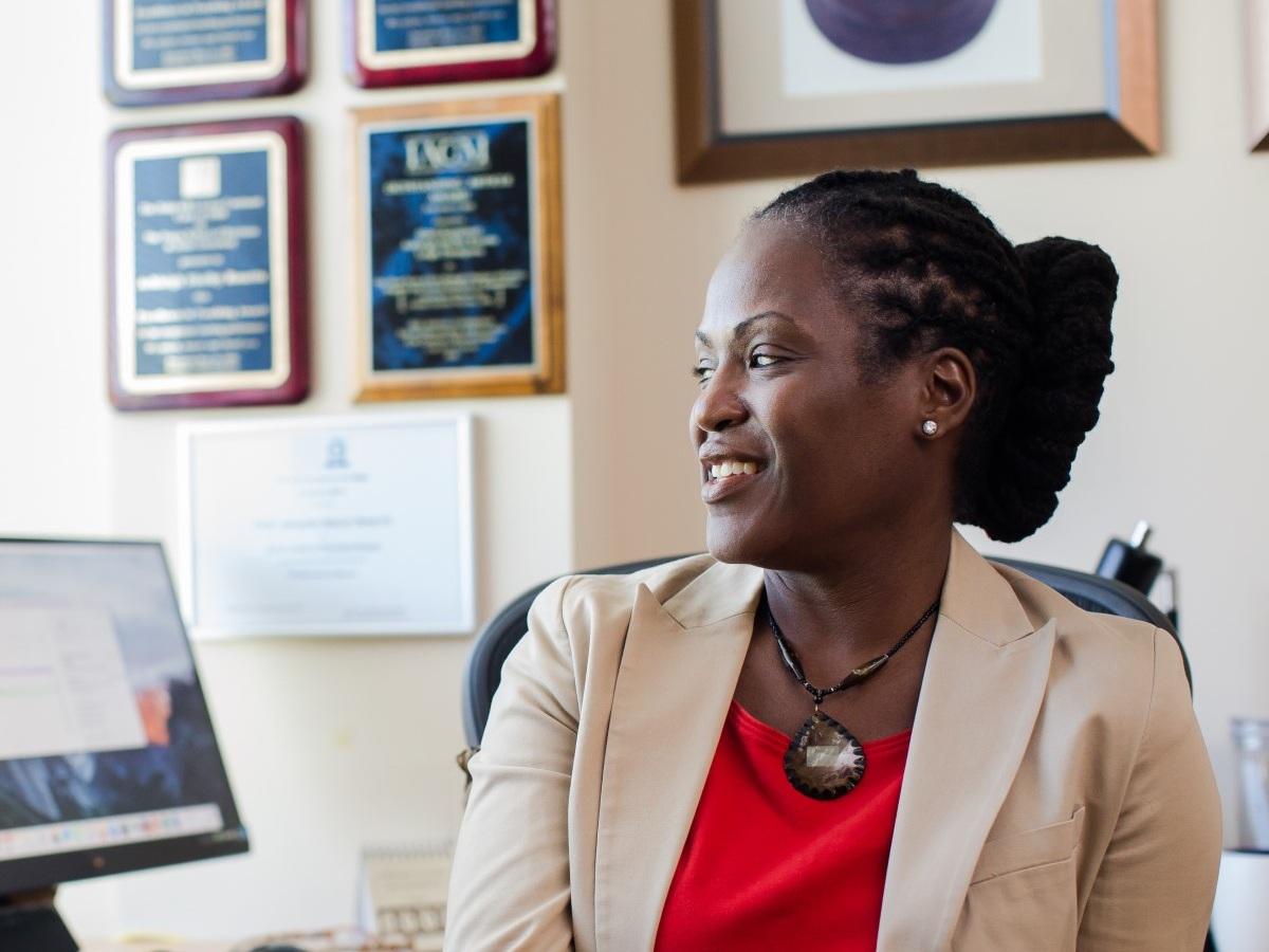 Prof. Ashleigh Shelby Rosette