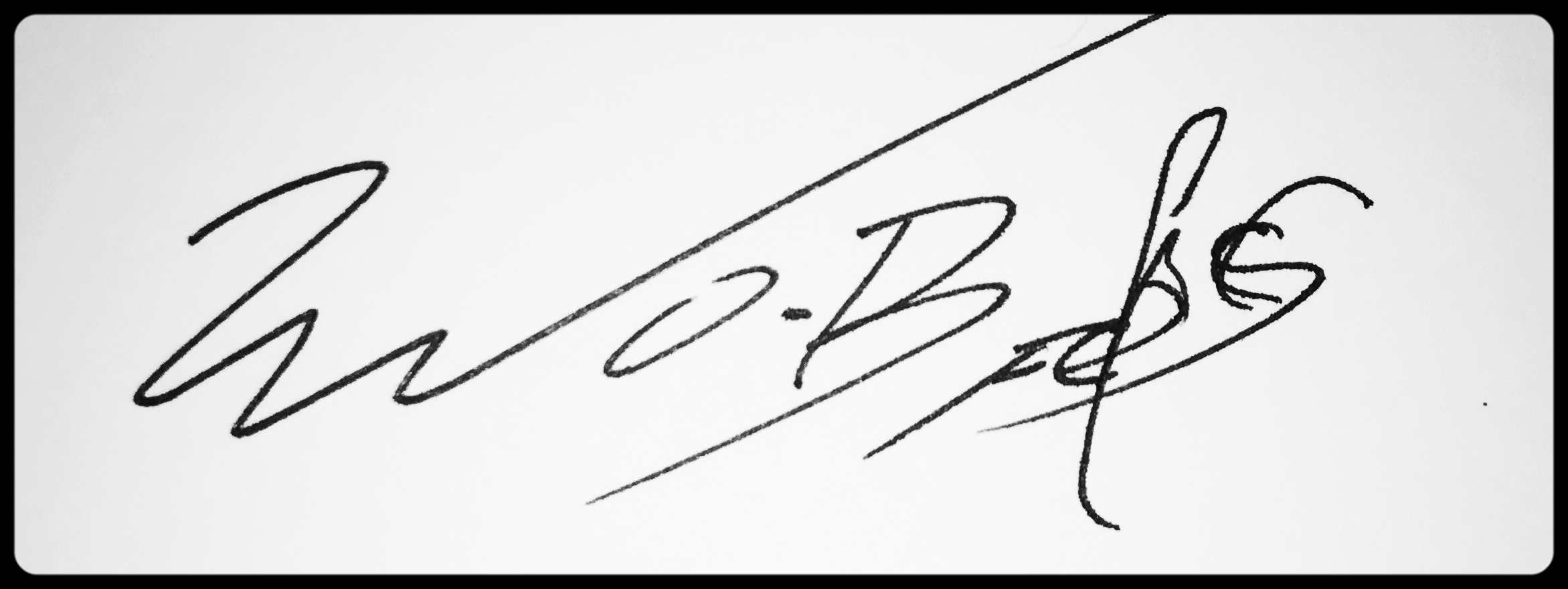 Authentic Autograph of the Whore of Babylon