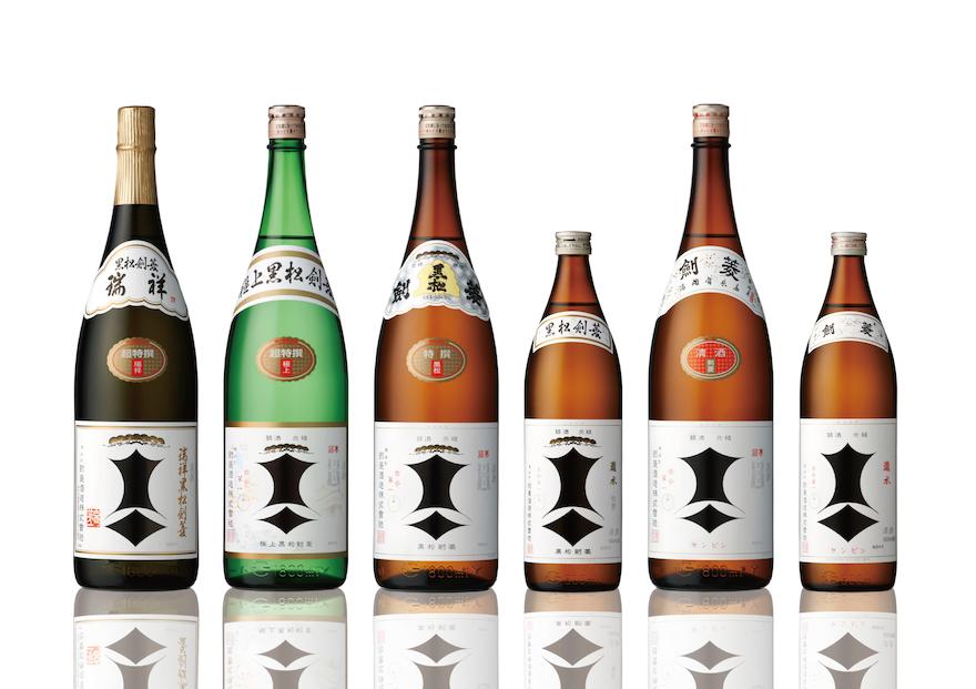 Delicious Sake.
