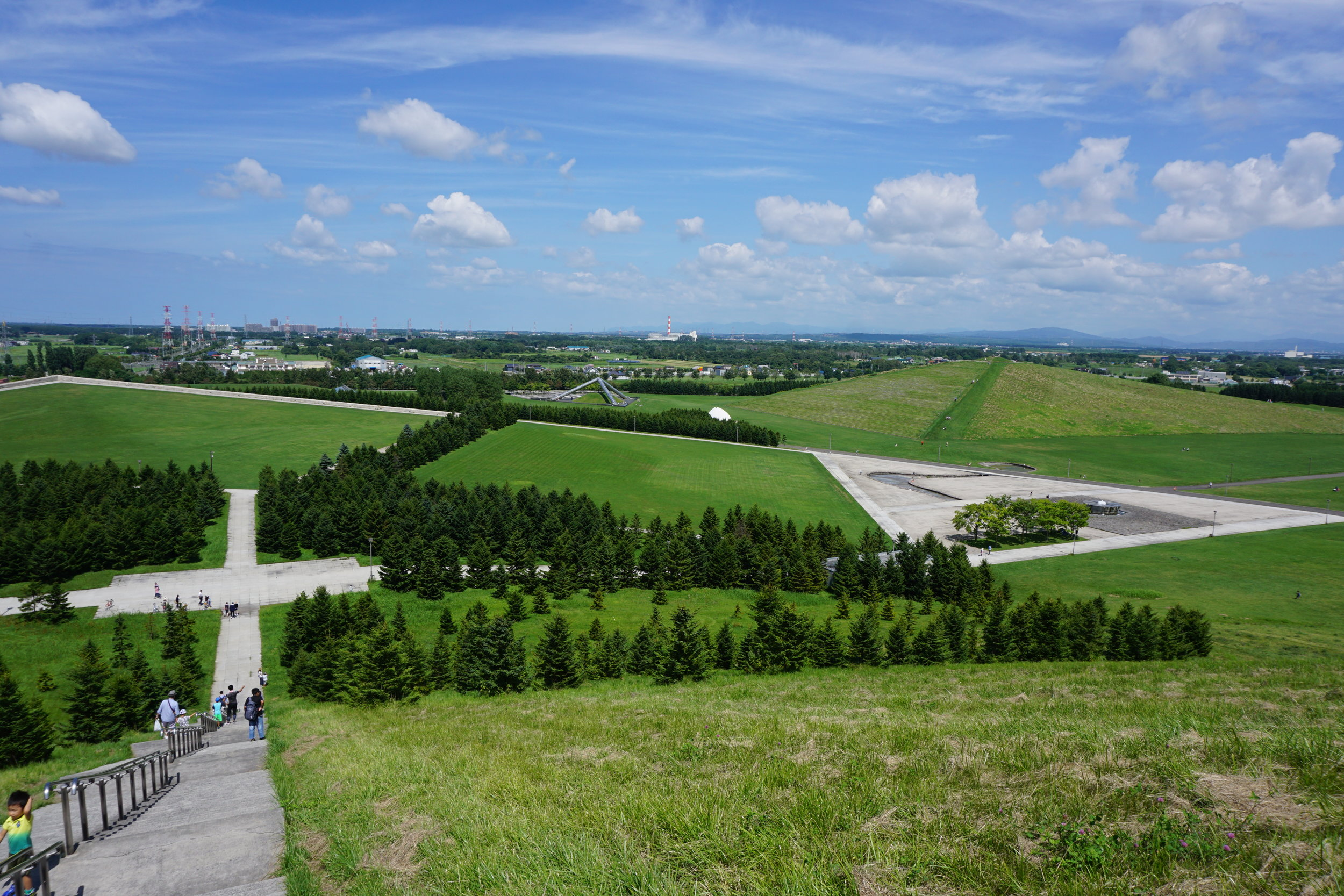 Moerenuma Park_Hokkaido_summer