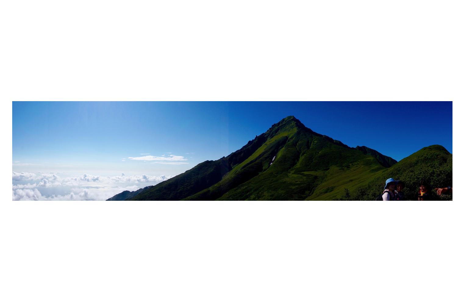 Mt Rishiri Panorama