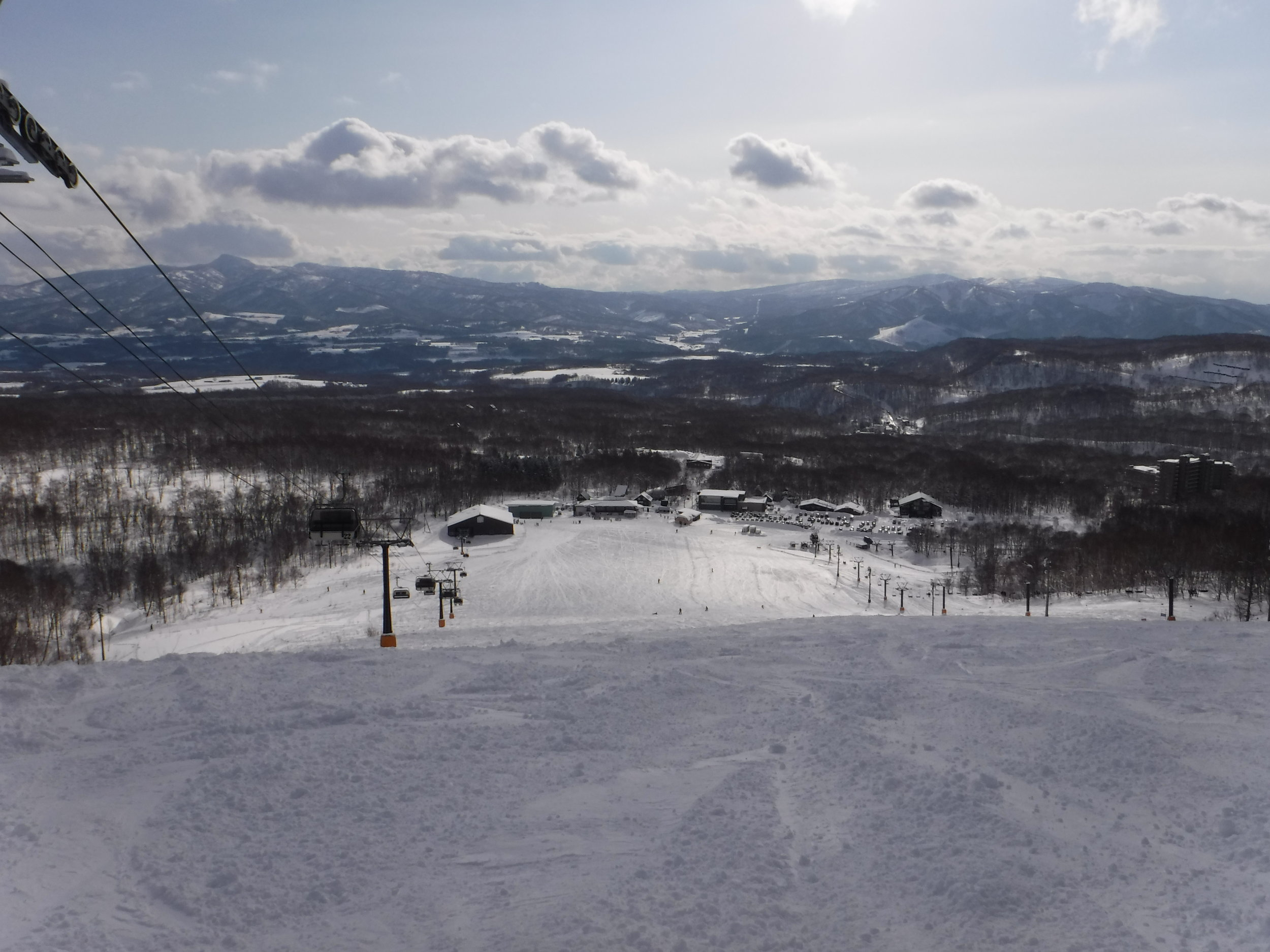 Niseko_ski slope