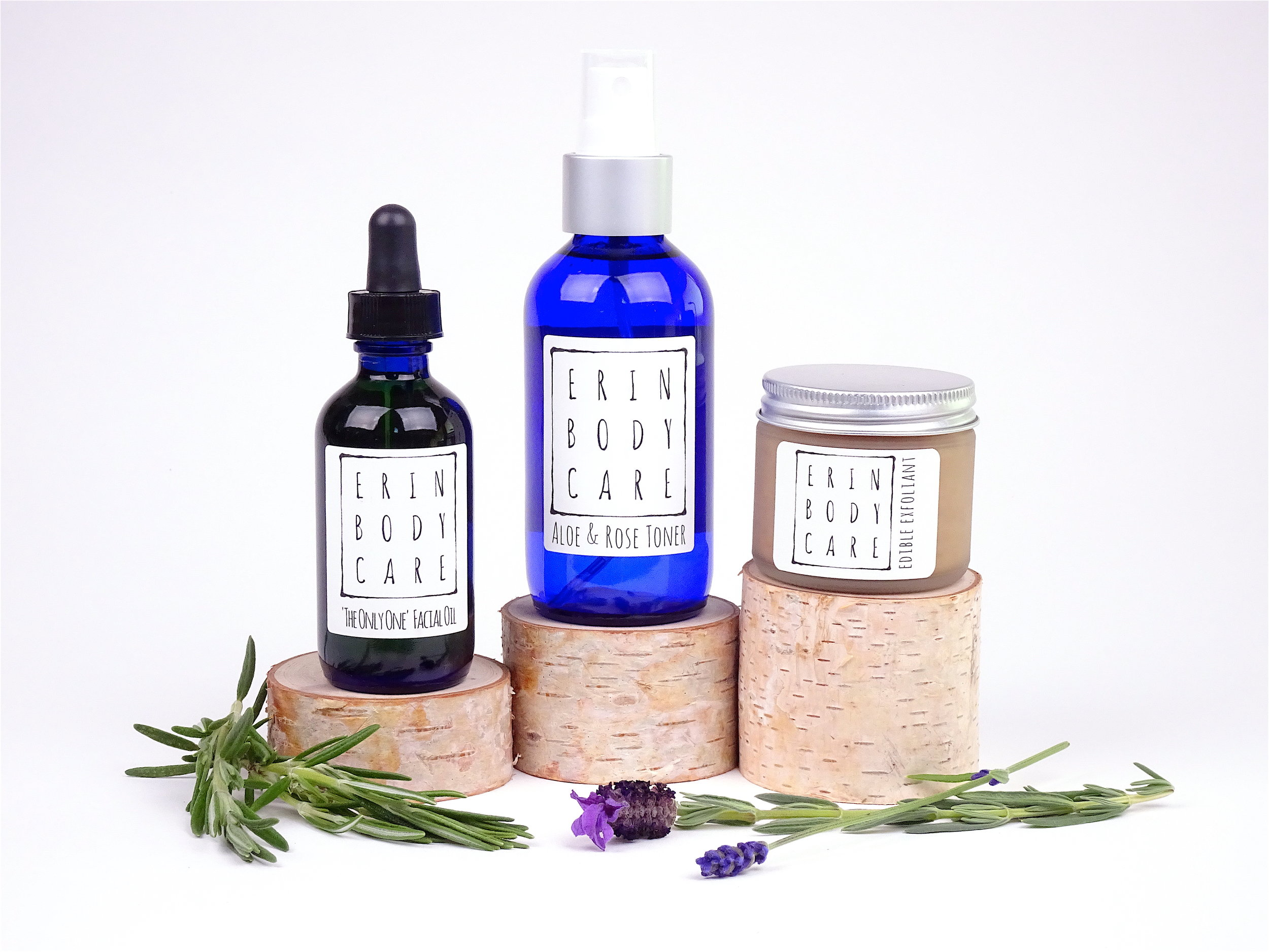 ERIN BODY CARE - Handmade Body Care Collection ~ 100% Natural ~ Plant-Based ~ Skin & Hair Care ~ Hand-Crafted in Small Batchesno parabens, no alcohols, no unnecessaries...