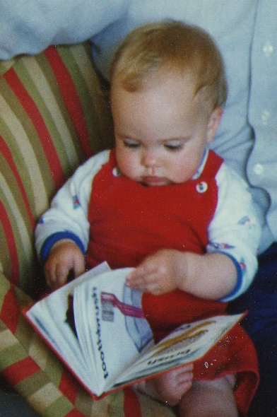 I've always loved books