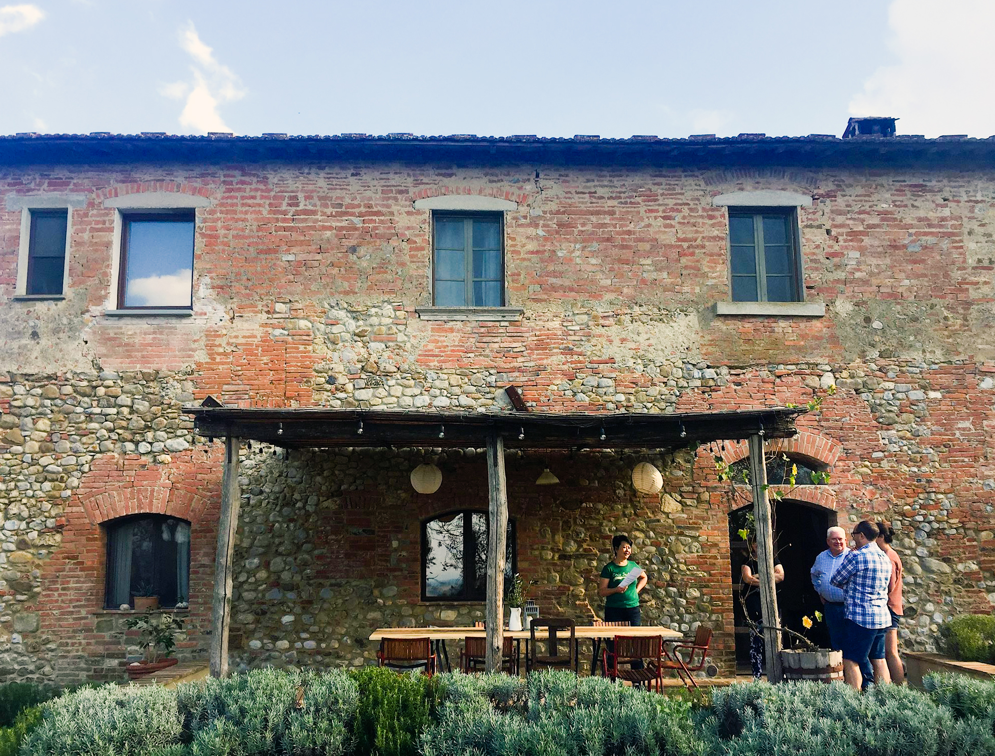 retreat Studio in Tuscany
