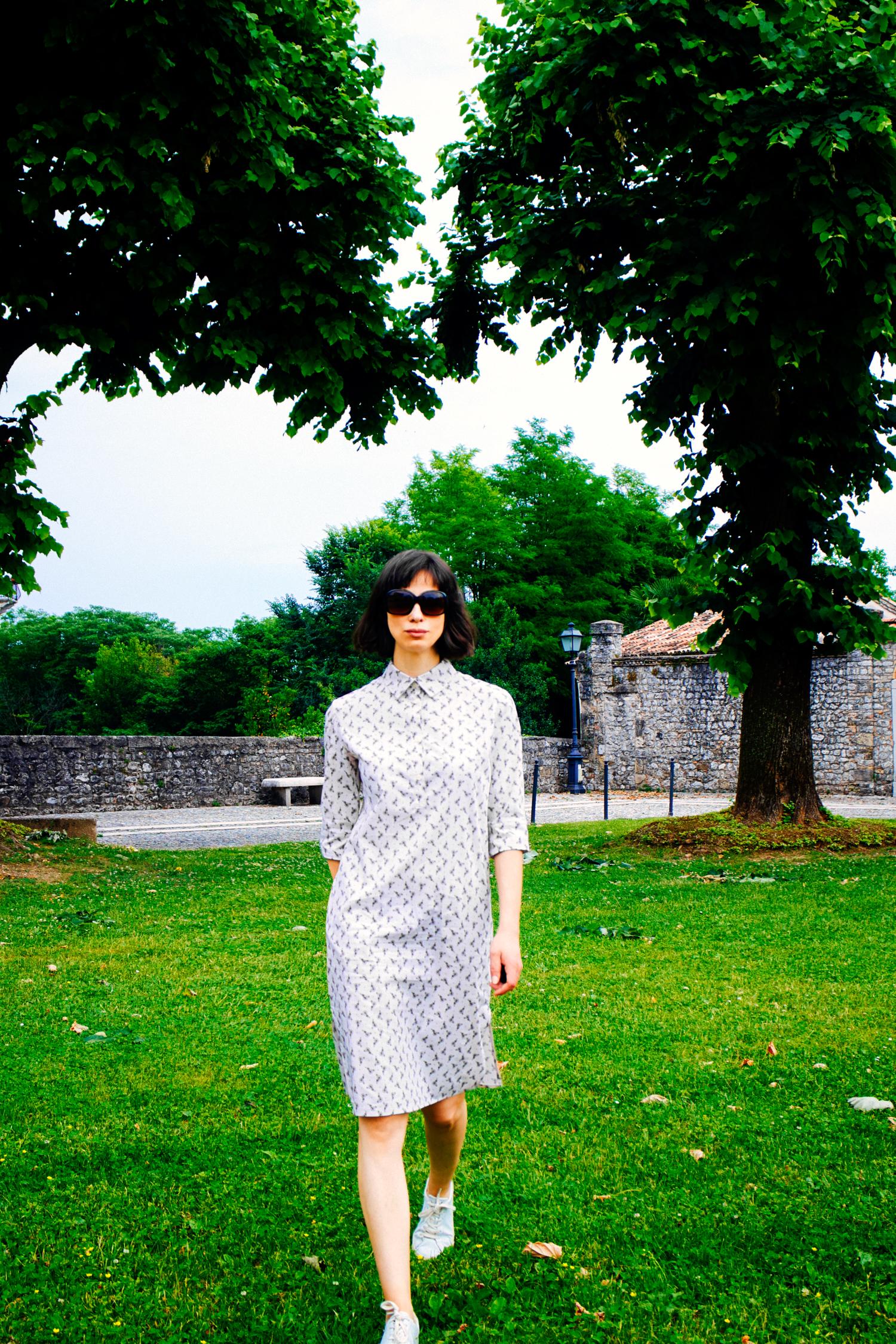 Katia Shirtdress