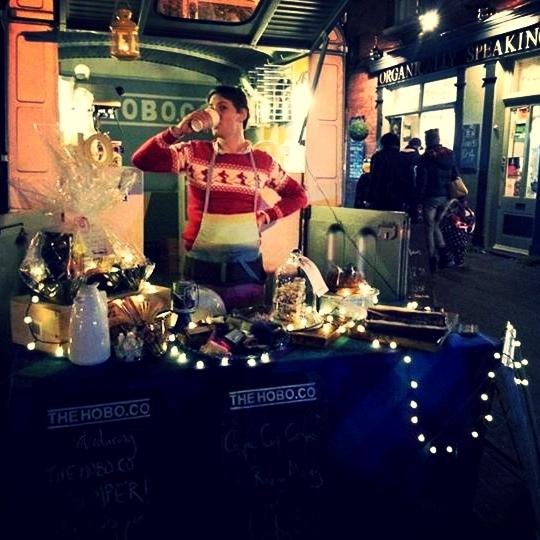 The Hobo Christmas market