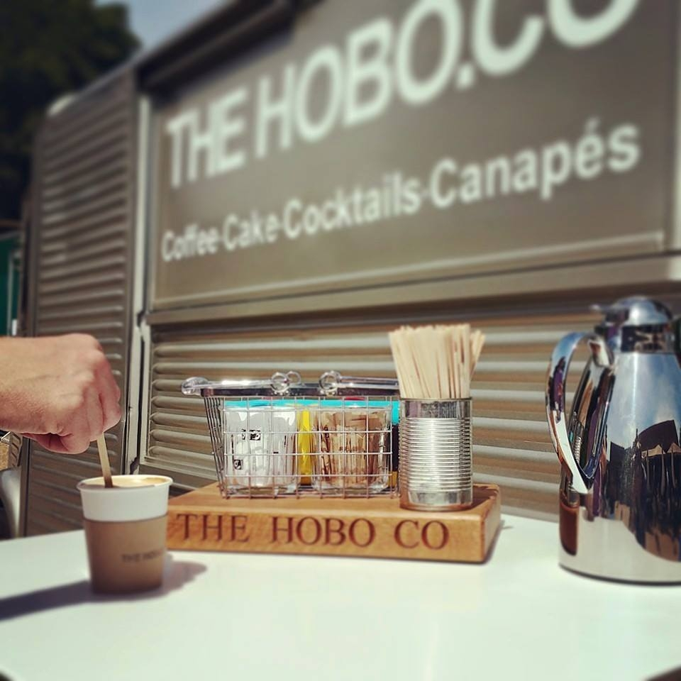 Coffee at The Hobo Co