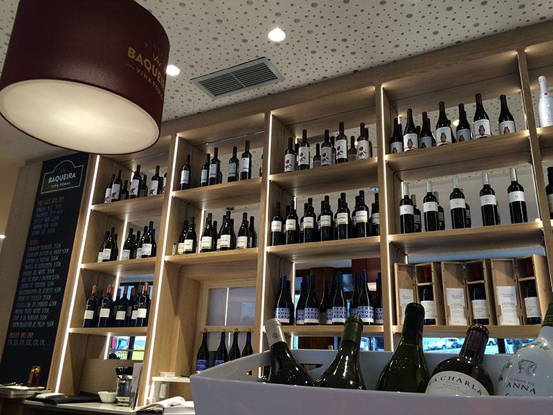 Barra de Baqueira Viña Pomal Wine Bar - Baqueira-Beret