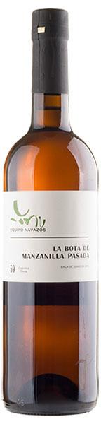 """Vin  o    La Bota 59 de Manzanilla Pasada """"Capataz Rivas"""""""