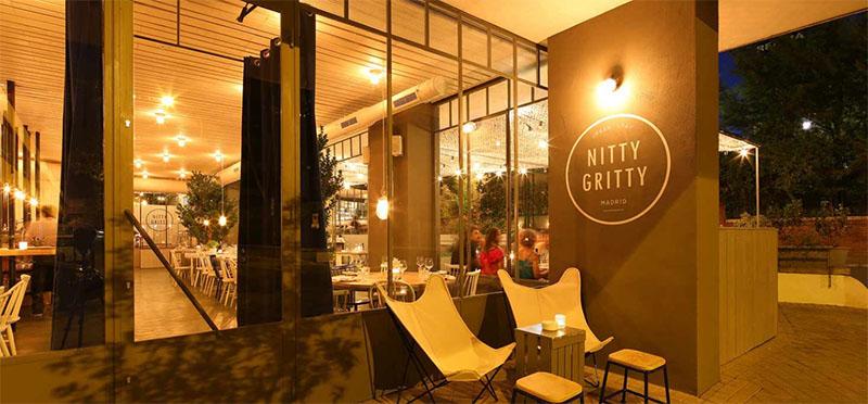 Restaurante Nitty Gritty en Madrid