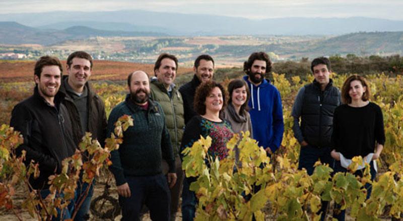 Grupo de Jóvenes Bodegueros Rioja n´Roll