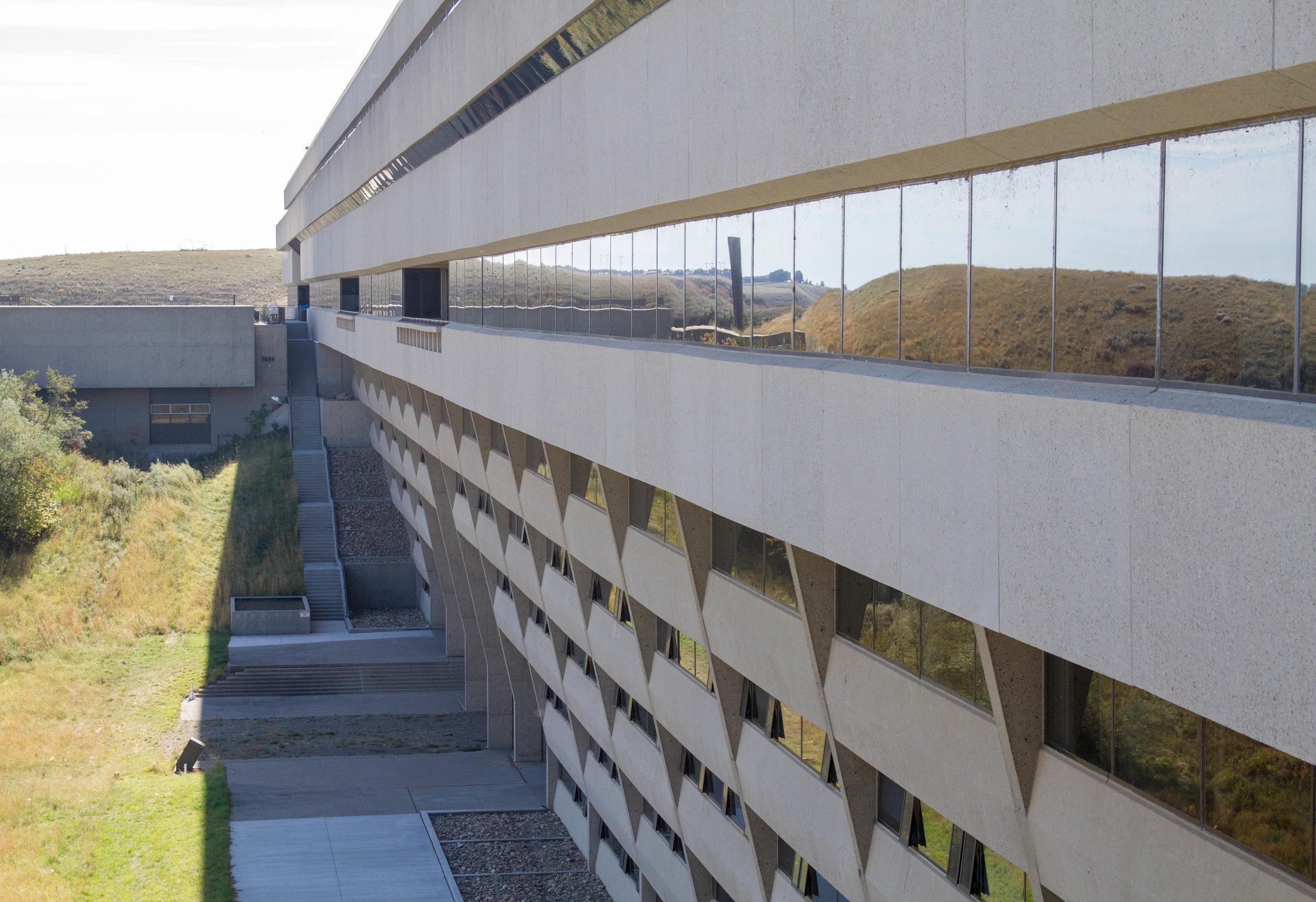 U of L Lethbridge campus.