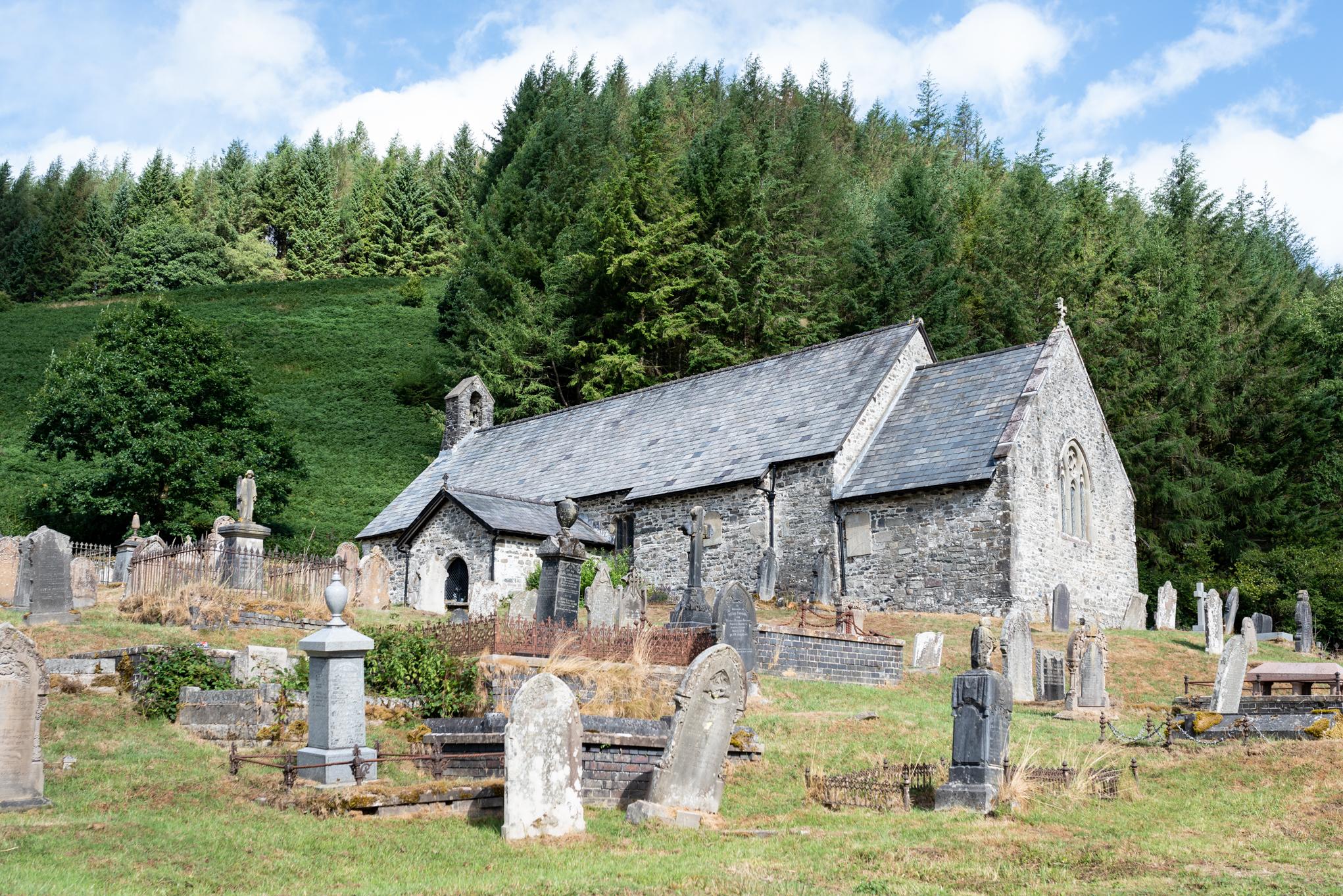 Church wedding - Powys Wedding Photography