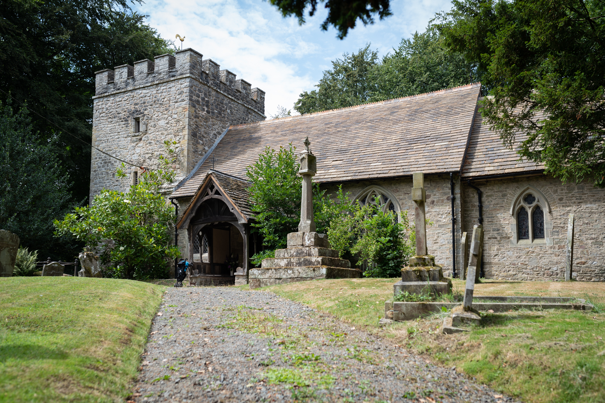 Copy of Wedding Church Venue Knill